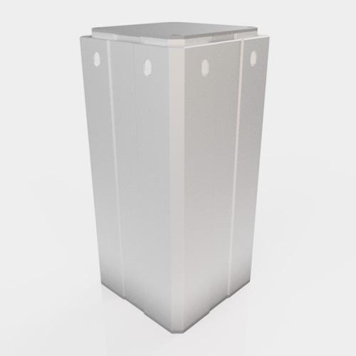 Lifting column A23