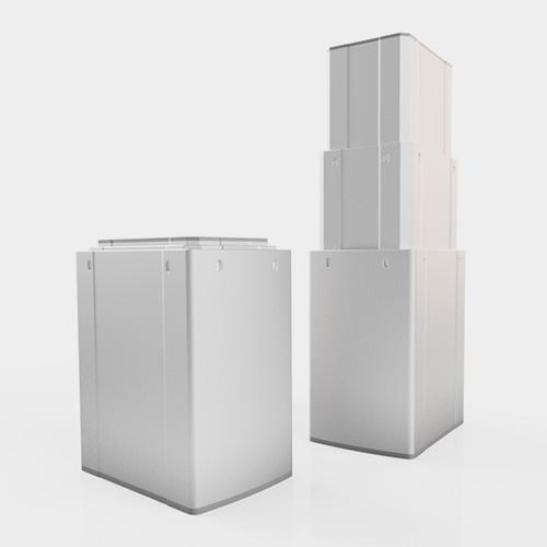 Lifting column X-series
